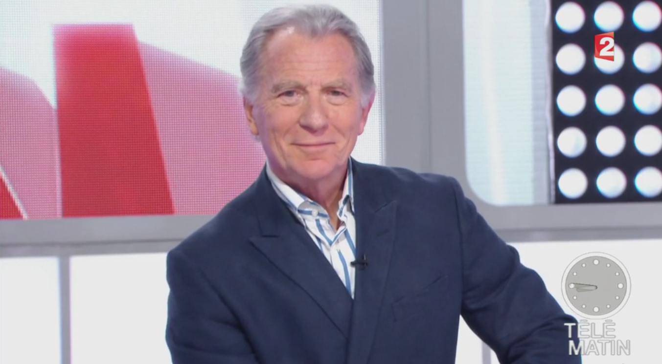 William leymergie quitte officiellement france 2 m diazap tv - Que devient william leymergie ...