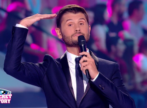 Christophe Beaugrand -Secret Story 11