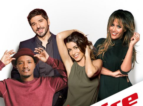 Jenifer, Patrick Fiori, Amel Bent, Soprano - The Voice Kids