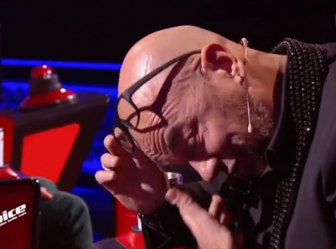 Pascal Obispo - The Voice 7