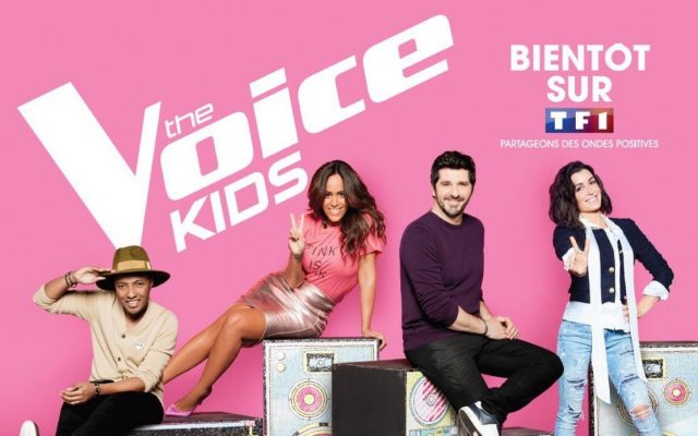 The Voice Kids Amel Bent Soprano Jenifer Patrick Fiori date diffusion 12 octobre
