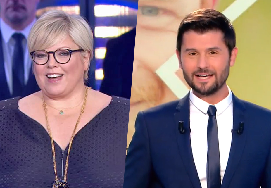 Big Bounce Battle Laurence Boccolini Christophe Beaugrand animer concours trampoline tf1