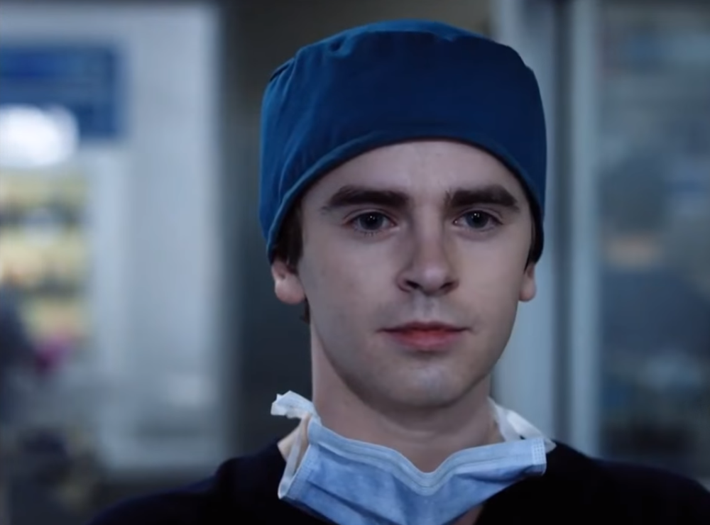 Freddie Highmore - The Good Doctor - TF1