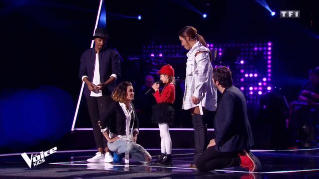 The Voice Kids TF1
