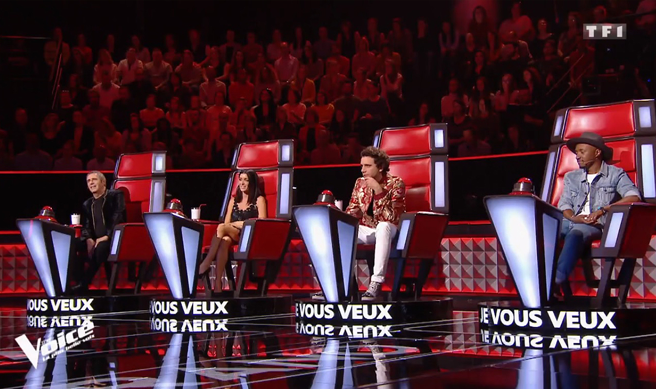 Audiences The Voice saison 8 auditions à l'aveugle 23 février 2019 Le plus beau pays du monde Cassandre NCIS : Los Angeles
